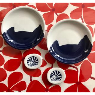 ツモリチサト(TSUMORI CHISATO)のツモリチサト 豆皿  リサラーソン 箸置きセット(食器)