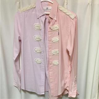 ケイスケカンダ(keisuke kanda)のケイスケカンダ 手縫いシャツ(シャツ/ブラウス(長袖/七分))