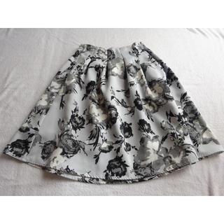 スズタン(suzutan)のAラインスカート(ひざ丈スカート)