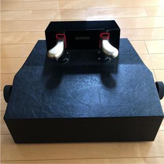 ヤマハ(ヤマハ)の【美品】ヤマハ最上級モデル♫HP-705 ♫昇降式ピアノ補助ペダル(ピアノ)