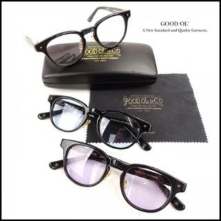 グッドオル(GOOD OL')の【新品未使用】GOOD OL'×KANEKO 金子眼鏡(サングラス/メガネ)