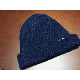 レプシィム(LEPSIM)の新品未使用 LEPSIM ニット帽(ニット帽/ビーニー)