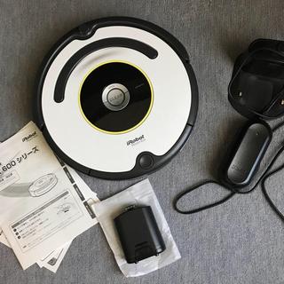 アイロボット(iRobot)のルンバ 621 iRobot 掃除機(掃除機)