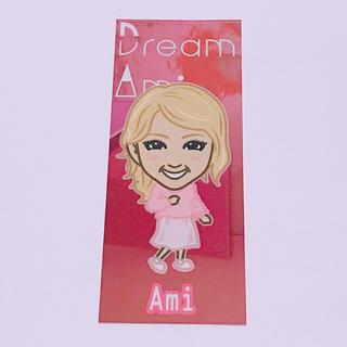 ドリーム(Dream)のDream Ami カレンダー衣装 ステッカー(その他)