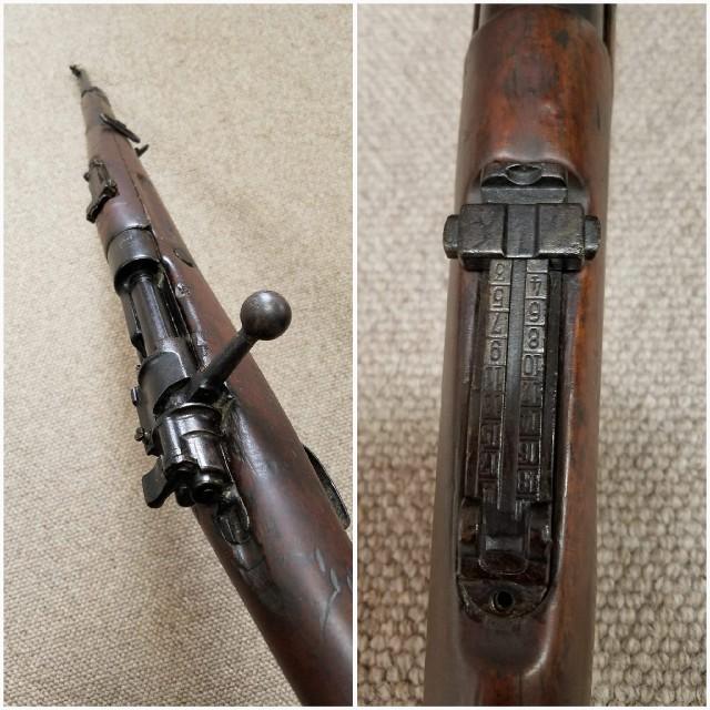 [激レア]毛沢東語録入り VZ24ブルーノ 無可動実銃 エンタメ/ホビーのミリタリー(その他)の商品写真
