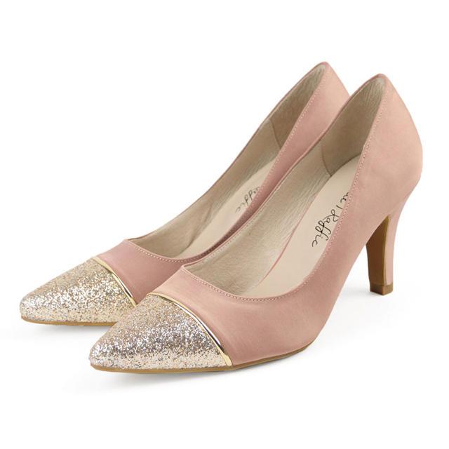 ORiental TRaffic(オリエンタルトラフィック)のオリエンタルトラフィック 41 ピンク パンプス レディースの靴/シューズ(ハイヒール/パンプス)の商品写真