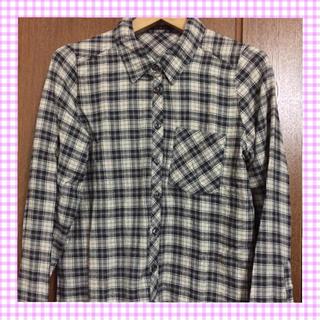 アルブム(ALBUM)のフランネルチェックシャツ(シャツ/ブラウス(長袖/七分))