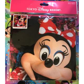 ディズニー(Disney)のディズニー イマジニングザマジック♡ミニー ウォッシュタオル(ゲームキャラクター)
