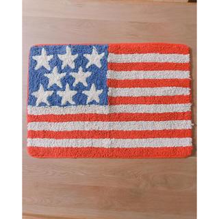 しまむら - バスマット 星条旗