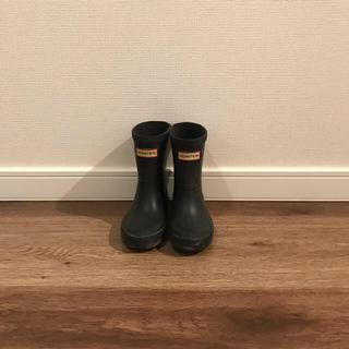 ハンター(HUNTER)のHunter キッズ レインブーツ(長靴/レインシューズ)