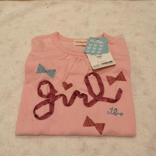新品タグ付 100サイズ ティンカーベル(TINKERBELL ) 長袖Tシャツ