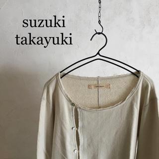 スズキタカユキ(suzuki takayuki)のsuzuki takayuki   design cut&sewn(Tシャツ/カットソー(七分/長袖))
