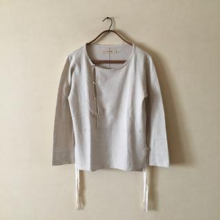 スズキタカユキ(suzuki takayuki)のsuzuki takayuki   デザインカットソー(Tシャツ/カットソー(七分/長袖))