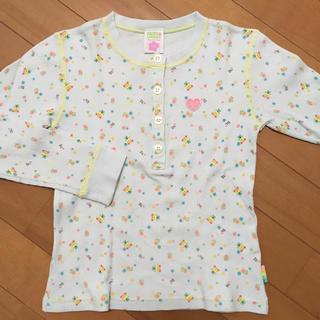 ディジーラバーズ(DAISY LOVERS)のキッズ☆ワッフル地 カットソー 130cm(Tシャツ/カットソー)
