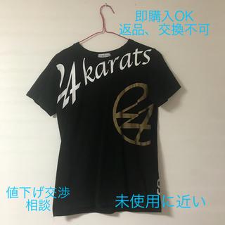 ゴールドトゥエンティーフォーカラッツディガーズ(GOLD 24karats Diggers)の処分SALE☆Tシャツ.トップス[24karats](Tシャツ(半袖/袖なし))