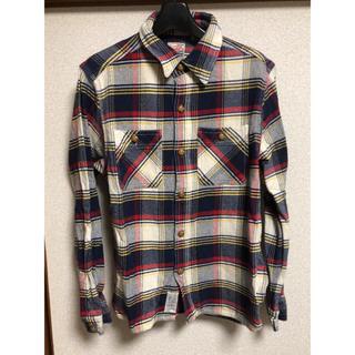 シュガーケーン(Sugar Cane)のhoustonチェックシャツ ネルシャツ(シャツ)