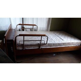 ⭐️松山市に取りに来てくれる方限定⭐️介護ベット(ロフトベッド/システムベッド)