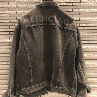 バレンシアガ(Balenciaga)のBALENCIAGA/バレンシアガ/Gジャン/デニムジャケット/サイズ50(Gジャン/デニムジャケット)