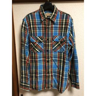 シュガーケーン(Sugar Cane)のシュガーケーン ヘビーネルチェックシャツ(シャツ)