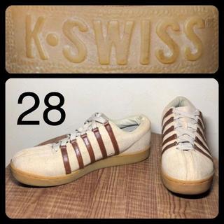 ケースイス(K-SWISS)のK_SWISS スニーカー 28cm(スニーカー)