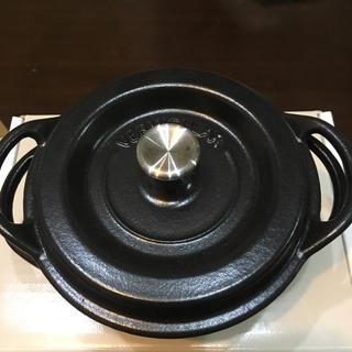 バーミキュラ(Vermicular)のバーミキュラ オーブンポット ラウンド 14cm(鍋/フライパン)