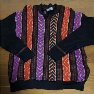 パコラバンヌ(paco rabanne)のpaco  rabanne セーター メンズお値下げしました(ニット/セーター)