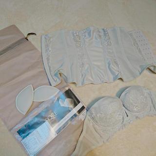 結婚式 インナー 三点セット ドレス(ブライダルインナー)
