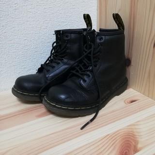 ドクターマーチン(Dr.Martens)のDr.Martens ドクターマーチン 子供 ブーツ 16 17(ブーツ)