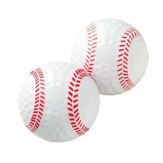 (kaiser) やわらか ボール 軟式タイプ 2個入り(ボール)
