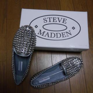 スティーブマデン(Steve Madden)のスティーブマデン♡スタッズシューズ(ハイヒール/パンプス)