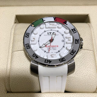 アイティーエー(I.T.A.)のI.T.A (ITALIA TECNICA ARTIGIANA) 腕時計(腕時計(アナログ))