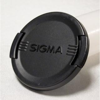 シグマ SIGMA 純正 レンズキャップ  (55mm)(その他)