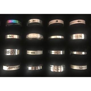 ◼️激安 期間限定◼️26号 ステンレスリング まとめ売り 指輪 セット(リング(指輪))