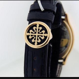 返品③ パテフィリ腕時計 5040J パーペチュアルカレンダー K18YG (腕時計(アナログ))
