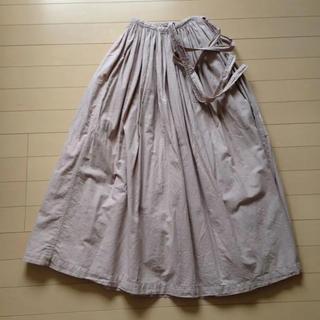 イデー(IDEE)のsaki様専用 pool 巻きギャザーエプロン スカート(ロングスカート)
