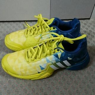 アディダス(adidas)のアディダスバリケードオールコート用26cm新品(シューズ)