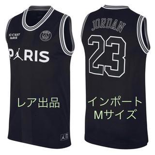 ナイキ(NIKE)の【Mサイズ】Jordan x PSG Tank Top Mesh 23 (タンクトップ)