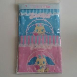 ジュエルペット(ジュエルペット)のサンリオ ジュエルペット ランチ巾着 2枚セット(ランチボックス巾着)