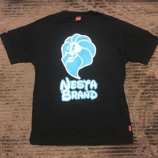 ネスタブランド(NESTA BRAND)の美品☆ネスタブランド ディズニー文字風ロゴ(Tシャツ/カットソー(半袖/袖なし))