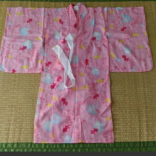 浴衣 女の子(甚平/浴衣)