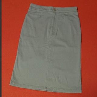 イーストボーイ(EASTBOY)の日本製  EASTBOY   スカート(ひざ丈スカート)