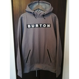 バートン(BURTON)のBURTON 撥水パーカー バートン スノーボード ウェア ウエア パーカー(ウエア/装備)