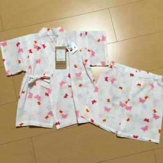 ニシマツヤ(西松屋)の甚平 90cm(甚平/浴衣)