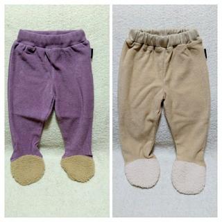 アンナニコラ(Anna Nicola)のアンナニコラ★60cm足つきパンツ☆2枚セット(パンツ)