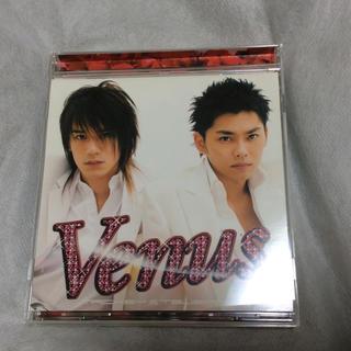 タッキーアンドツバサ(タッキー&翼)のタッキー&翼   Venus  CD(ポップス/ロック(邦楽))