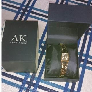 アンクライン(ANNE KLEIN)の腕時計(腕時計)