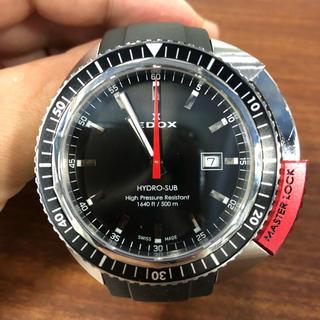 エドックス(EDOX)のタケダ様専用、エドックス ハイドロサブ 53200(腕時計(アナログ))