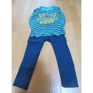 Donkey Jossy - ドンキージョシー長袖Tシャツと長ズボンセット★美品★110cm★セール!