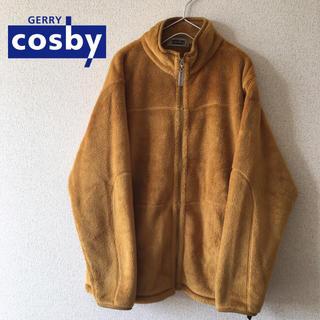 ジェリー(GERRY)の美品 gerry cosby ボアフリースジャケット 古着 メンズ(ブルゾン)