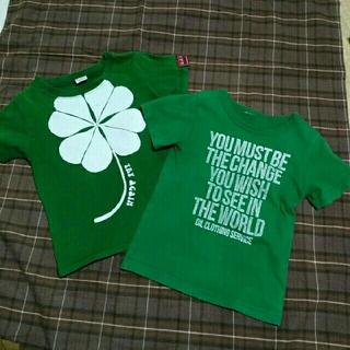 オイル(OIL)のOIL G.G.C Tシャツ2枚セット 100㎝(Tシャツ/カットソー)